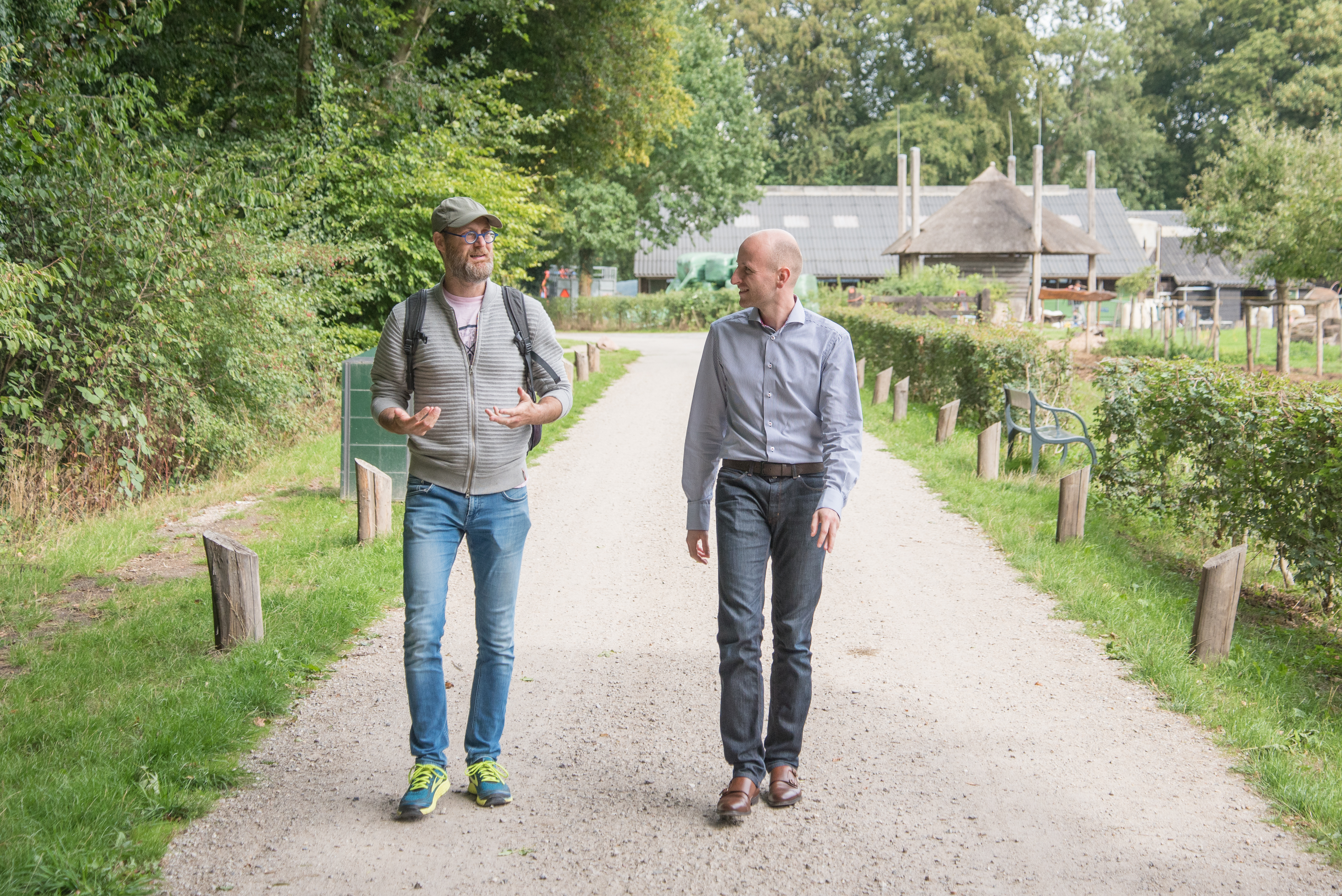 In gesprek met: Floris van den Berg