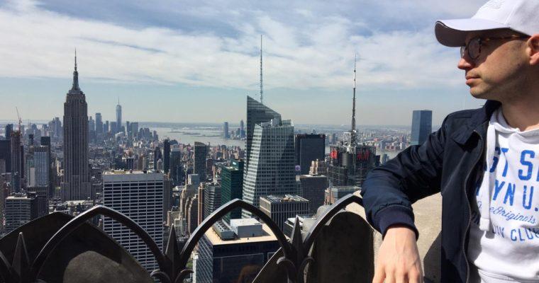 New York, de stad van de toekomst