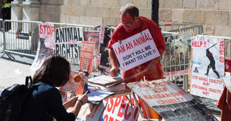 Dierenrechtenextremisme